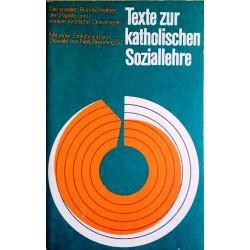 Texte zur katholischen Soziallehre. Von Oswald von Nell-Breuning (1982).