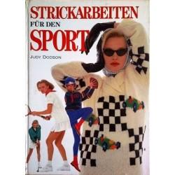 Strickarbeiten für den Sport. Von Judy Dodson (1988).