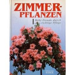 Zimmerpflanzen. Mehr Freude durch richtige Pflege. Von Klaus Kugi (1993).