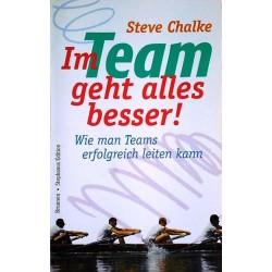 Im Team geht alles besser. Von Steve Chalke (1998).