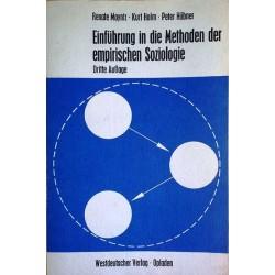 Einführung in die Methoden der empirischen Soziologie. Von Renate Mayntz (1972).