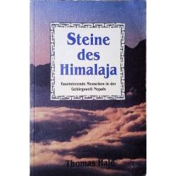 Steine des Himalaja. Von Thomas Hale (1994).