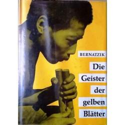 Die Geister der gelben Blätter. Von Hugo Adolf Bernatzik (1961).