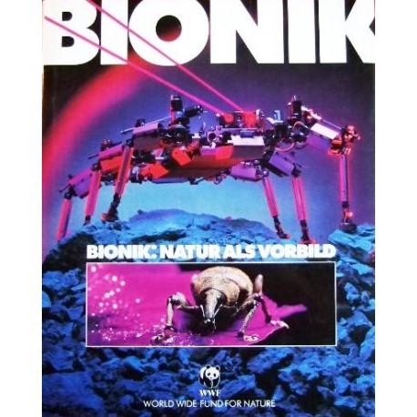Bionik. Natur als Vorbild. Von WWF (1993).