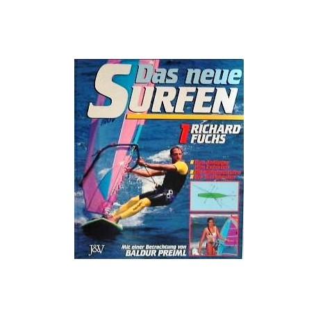 Das neue Surfen. Von Richard Fuchs (1990).