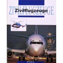 Zivilflugzeuge. Von Arnoldo Mondadori (1991).