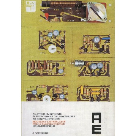 Amateur Elektronik. Von Jan Soelberg (1972).
