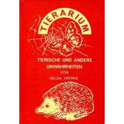 Tierarium. Tierische und andere Unwahrheiten. Von Helga Hintaye (1983).