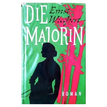 Die Majorin. Von Ernst Wiechert (1956).