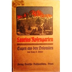 Laurins Rosengarten. Von Franz S. Weber (ca. 1919).