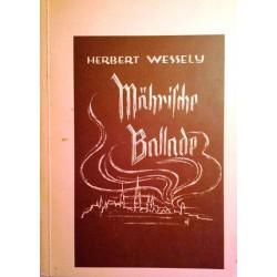 Mährische Ballade. Von Herbert Wessely (1957).