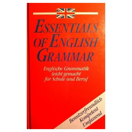 Essentials of English Grammar. Von L. Sue Baugh (1992).