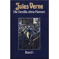 Die Familie ohne Namen. Band 1. Von Jules Verne (1984).