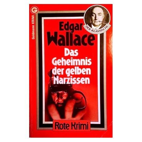 Das Geheimnis der gelben Narzissen. Von Edgar Wallace (1983).