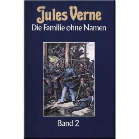 Die Familie ohne Namen. Band 2. Von Jules Verne (1984).