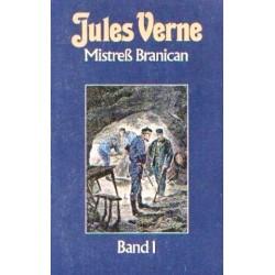 Mistreß Branican. Band 1. Von Jules Verne (1984).
