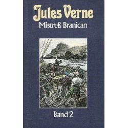 Mistreß Branican. Band 2. Von Jules Verne (1984).