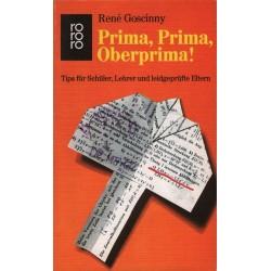 Prima, Prima, Oberprima! Von Rene Goscinny (1970).