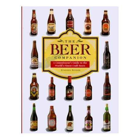 The beer companion. Von Stephen Snyder (1996).