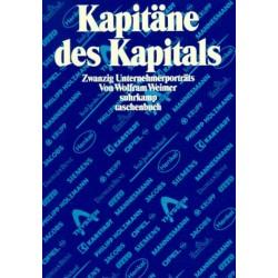 Kapitäne des Kapitals. Von Wolfram Weimer (2000).