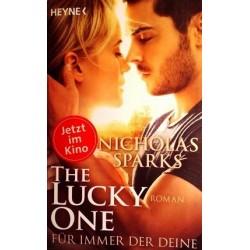 The Lucky One. Für immer der Deine. Von Nicholas Sparks (2012).