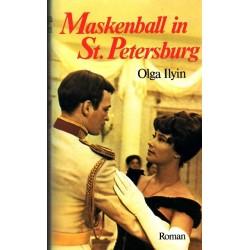 Maskenball in St. Petersburg. Von Olga Ilyin (1983).