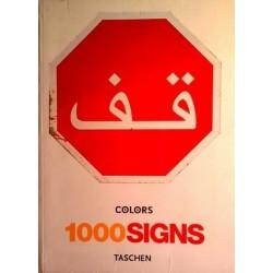 1000 Signs. Von Carlos Mustienes (2004).