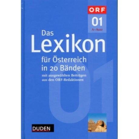 Das Lexikon für Österreich in 20 Bänden. Von Joachim Weiß (2006).