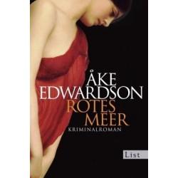 Rotes Meer. Von Ake Edwardson (2009).