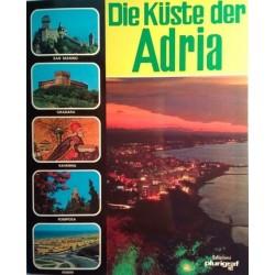 Die Küste der Adria. Von Rosella Vantaggi (1986).