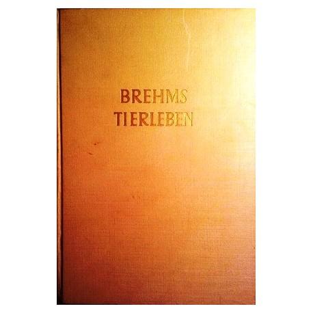 Brehms Tierleben. Von Rudolf Barth (1953).