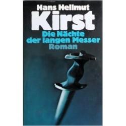 Kirst. Die Nächte der langen Messer. Von Hans Hellmut (1978).