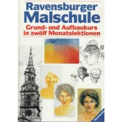 Ravensburger Malschule. Von Ian Simpson (1983).