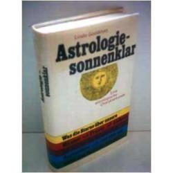 Astrologie sonnenklar. Von Linda Goodman (1974).