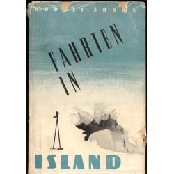Fahrten in Island. Von Rudolf Jonas (1948).