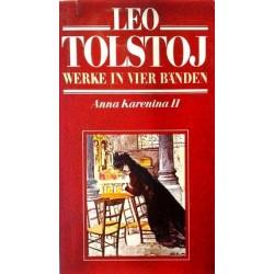 Leo Tolstoj. Werke in vier Bänden. Anna Karenina II (1979).