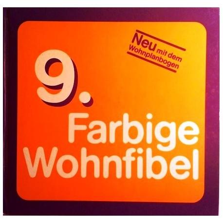 9. Farbige Wohnfibel. Von: Arge Wohnzirkel Detmold (1970).