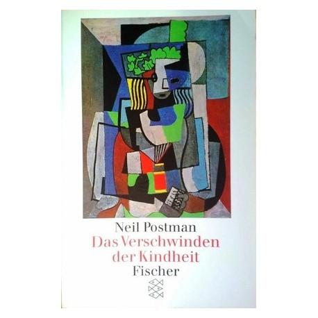 Das Verschwinden der Kindheit. Von Neil Postman (1993).