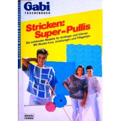 Stricken: Super-Pullis. Von Ingrid Sous (1986).