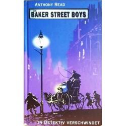 Die Bakerstreet Boys. Ein Detektiv verschwindet. Von Anthony Read (2007).