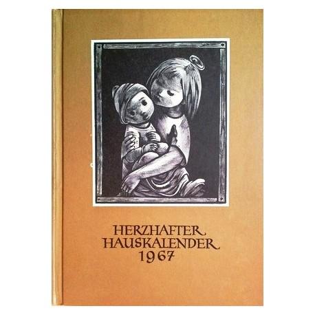 Herzhafter Hauskalender 1967.