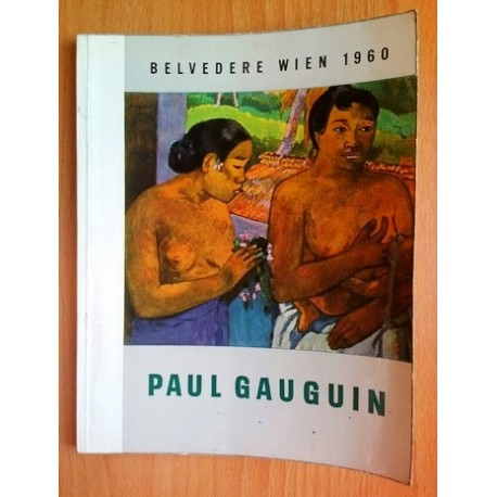 Paul Gauguin 1848-1903.