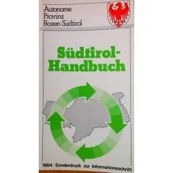 Südtirol-Handbuch. Von Franz Volgger (1984).