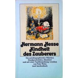 Kindheit des Zauberers. Von Hermann Hesse (1981).