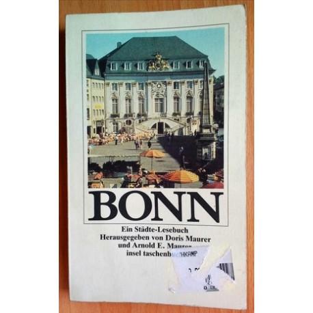 Bonn. Ein Städte-Lesebuch. Von Doris Maurer (1990).