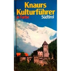 Knaurs Kulturführer in Farbe. Südtirol. Von Marianne Mehling (1981).
