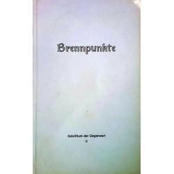 Brennpunkte. Schriftum der Gegenwart. Von Hermann Kuprian (1966).