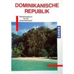 Dominikanische Republik. Von Hans-Jürgen Fründt (1991).