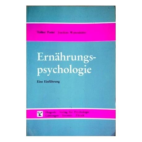 Ernährungspsychologie. Eine Einführung. Von Volker Pudel.