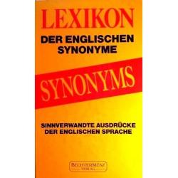 Lexikon der englischen Synonyme. Von Christian Gerritzen (1988).